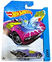 Hot Wheels City - Color Shifters 31/48 - RD-09