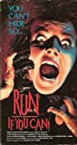 Run... If You Can! [VHS] [Import]
