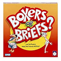 Boxers Or Briefs? by Hasbro [Toy] [並行輸入品]