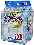 おすすめ 掃除機 紙パック 各社共通タイプ 10枚入 D-078