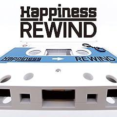 Happiness「REWIND」のCDジャケット