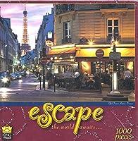 Escape the World Awaits。。。エッフェル塔、パズル1000