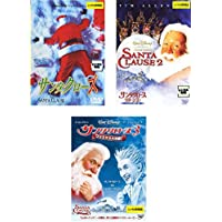 サンタクローズ + サンタクロース リターンズ! + 3 クリスマス大決戦! [レンタル落ち] 全3巻セット