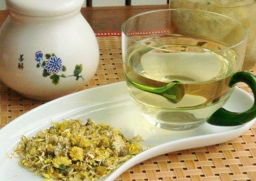 台湾産  菊花茶(黄) マグカップ用ティーパック 31包
