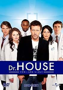 Dr. HOUSE/ドクター・ハウス シーズン1 DVD-BOX1