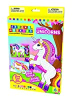 The Orb Factory Sticky Mosaics Sparkling Unicorns Kit by The Orb Factory