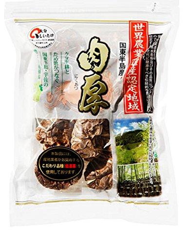 大分乾物 大分県黒東産 肉厚椎茸 袋40g