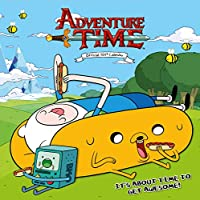 Adventure Time Official 2019 Calendar - Square Wall Calendar Format