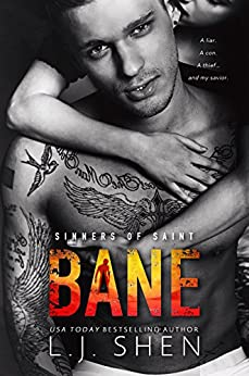 Bane (Sinners of Saint Book 5) by [Shen, L.J.]