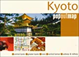 Kyoto Popout Map 画像