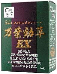 AIGエム 済陽式 健康野菜酵素ジュース 万葉効草EX