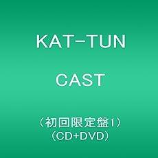 CAST (初回限定盤1) (CD+DVD)