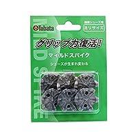Tabata(タバタ) ゴルフ スパイク 鋲 マイルドスパイク ニュースペシャル 6ヶ入 GV0689