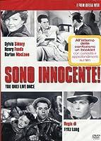 Sono Innocente (SE) (Dvd+Booklet) [Italian Edition]
