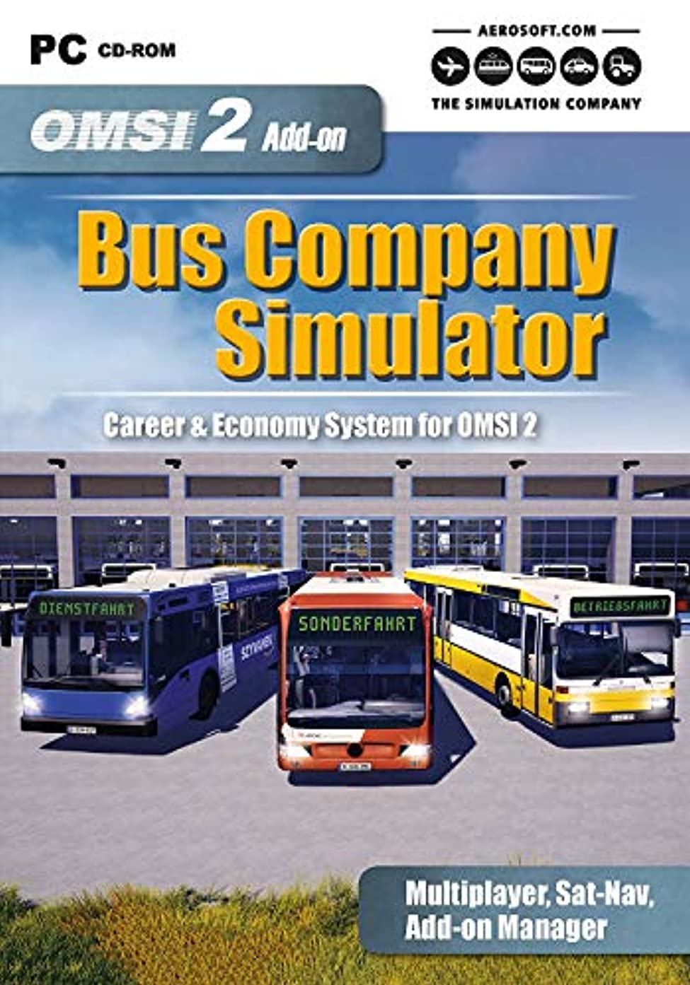 注釈を付ける超越する恐れるOMSI 2 Add On Bus Company Simulator (PC DVD) (UK)