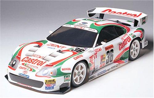 1/10 電動ラジオコントロールカー シリーズ カストロール スープラ 2000