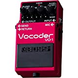 Boss VO-1 Vocoder Effects Pedal [並行輸入品]