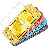 【2枚】Nintendo Switch Lite 強化ガラス 液晶保護フィルム ニンテンドースイッチライト指紋防止