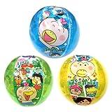 【ビニール玩具】 はなかっぱ パンチボール (12入).  / お楽しみグッズ(紙風船)付きセット