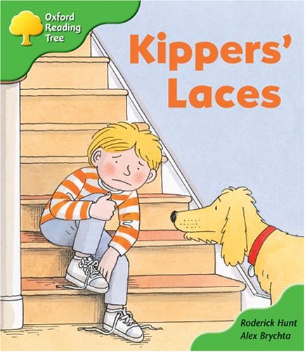 Oxford Reading Tree: Stage 2: More Storybooks: Kipper's Laces: pack Bの詳細を見る