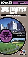 都市地図 栃木県 真岡市 益子町 (地図   マップル)