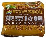 東京拉麺 東京拉麺マイルドカレー (30g×4食)120g×24袋 (2ケース)