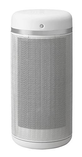スリーアップ セラミックヒーター スイングヒート ホワイト CHT-1534WH 1000W 2段階切替 人感センサー 自動首振り オフタイマー