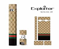 Decal for JUUL   Skin for JUUL   Sticker for JUUL   Wrap for JUUL for The JUUL   Paster   Sleeve   Case (Guc)
