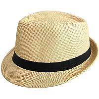 (アーケード) ARCADE パナマ帽 ハット 中折れ ストローハット コンパクトデザイン メンズ レディース 麦わら帽子