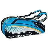 MIZUNO(ミズノ) テニスバッグ ラケットバッグ6 63JD600324 24:ターコイズ