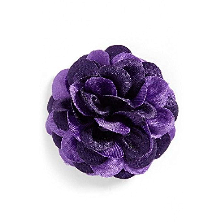 (フック&アルバート) HOOK + ALBERT メンズ ラペルピン Lapel Flower [並行輸入品]