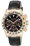 [ドルチェ セグレート]DOLCE SEGRETO 腕時計 【Amazon.co.jp/Javari.jp限定】 コスモス ブラック文字盤 CG500BKBK メンズ