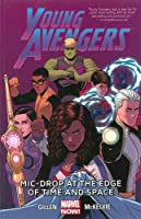 Young Avengers Volume 3: Mic-Drop at the Edge of Time and Space (Marvel Now)