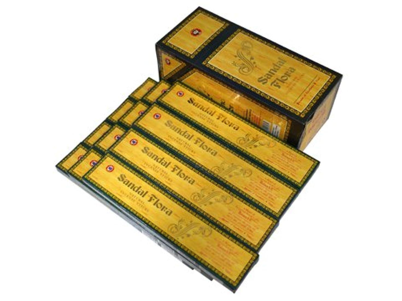 斧ロータリー罪悪感SGPW(エスピージーダブリュー) SANDALFLORA サンダルフローラ香 スティック 12箱セット
