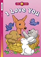I Love You (Happy Day Coloring Books: Seasonal)