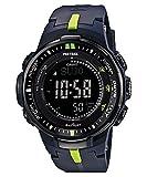 [カシオ]CASIO 腕時計 PROTREK プロトレック PRW-3000-2 ネイビー メンズ [逆輸入モデル]