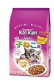 カルカン 12ヶ月までの子ねこ用 かつおと野菜味 ミルク粒入り 800g