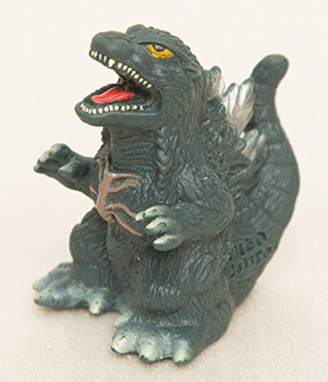 怪獣王倶楽部 ゴジラ2003 指人形ソフビ