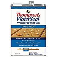 THOMPSONS WATERSEAL 041831-16 Transparent Stain, Sequoia [並行輸入品]