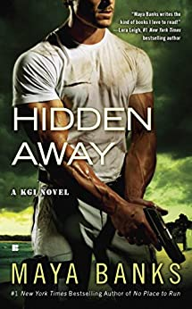 Hidden Away (KGI series) by [Banks, Maya]