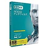ESET NOD32アンチウイルス(最新)|3台5年版|Win/Mac対応