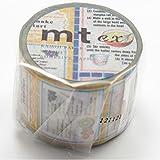 カモ井加工紙 mt ex レシピ  35mm幅×10m巻き MTEX1P76