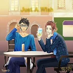 S+h(スプラッシュ)「Just A Wish」 Type-D【ネコ旅 断食修行編<秀也&晃>】