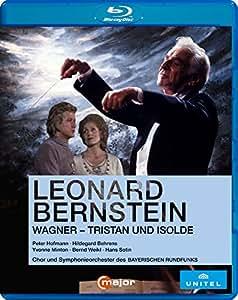 ワーグナー : 楽劇「トリスタンとイゾルデ」(演奏会) (Wagner : Tristan und Isolde / Leonard Bernstein | Chor und Symphonieorchester des Bayerischen Rundfunks) [Blu-ray] [Live] [輸入盤] [日本語帯・解説付]