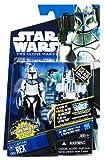 Hasbro スター・ウォーズ クローン・ウォーズ ベーシックフィギュア キャプテン・レックス/Star Wars 2011 The Clone Wars Action Figure CW62 Captain Rex【並行輸入】