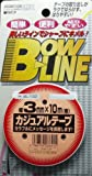 TOYO MARK [ 東洋マーク製作所 ] ラインテープ トーヨー カシ゛ュアルテーフ゜ BK B [ 品番 ] BL132