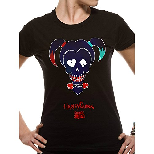 [해외]SUICIDE SQUAD 수어 사이드 스쿼드 - HQ ICON | T 셔츠 | 여성 공식 | 공식/SUICIDE SQUAD Suicide Squad - HQ ICON | T-shirt | Ladies Official | Official