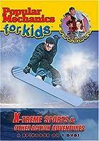 Popular Mechanics for Kids: X-Treme Sports & Other [DVD] [Import]