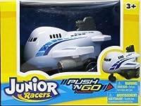 Junior Racers Push n Go Airplane by NKOK [並行輸入品]
