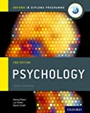 Cover of IB Psychology Course Book Oxford IB Diploma Programme